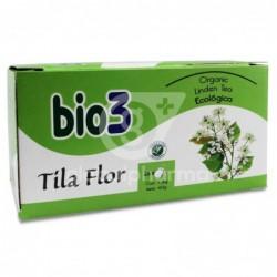 Bio 3 Tila Flor Eco, 25 Bolsas