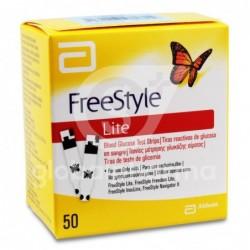 Freestyle Lite Tiras, 50 Unidades