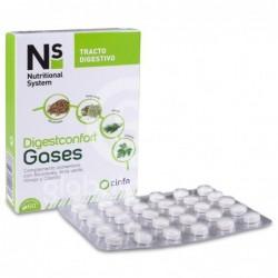 Ns Digestconfort Gases, 60 Comprimidos