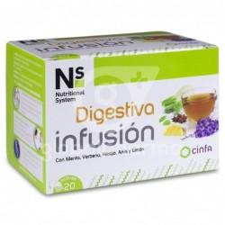 Ns Digestiva Infusión, 20 Sobres