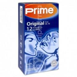 Prime Original Preservativos, 12 Unidades