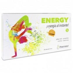 Pharmasor Energy, 20 Viales