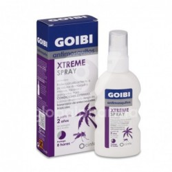 Goibi Antimosquitos Xtreme Spray Repelente, 75 ml