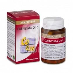 Arkopharma Arkovital Coenzima Q10, 45 Cápsulas