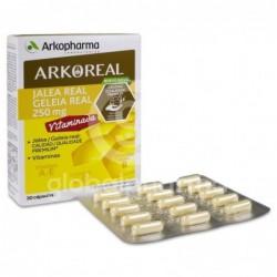Arkopharma Arkoreal Jalea Real Vitaminada, 30 Cápsulas