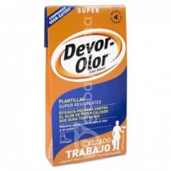 Devor-Olor Plantilla Super, 1 Par