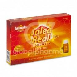 Juanola Jalea Real Energy Plus, 14 Viales