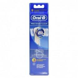 Cepillo Dental Eléctrico Recargable Oral-B Precision Clean Recambio...