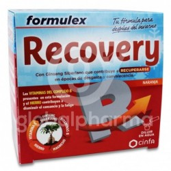 Formulex Recovery, 14 Sobres