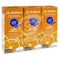 Bioralsuero Naranja 1X3 200 ml
