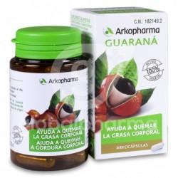Arkopharma Arkocápsulas Guaraná, 45 Cápsulas