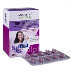 Angelini Natura Triptánimo Triptófano Tri, 60 Comprimidos