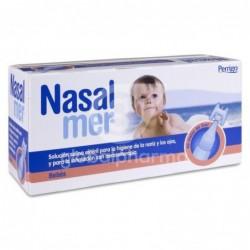 Nasalmer Solución Salina Unidosis, 40 Unidades
