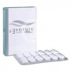 Yotuel Chicle Blanqueador Dental, 24 Unidades
