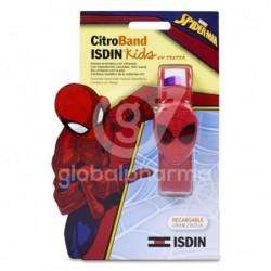 Isdin Kids Citroband Spiderman con UV Tester, 1 Unidad