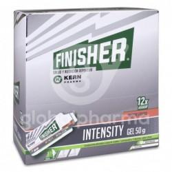 Finisher Intensity Gel, 12 Sobres