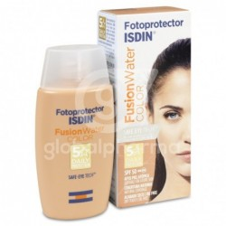 Isdin Fusion Water Color Fotoprotector SPF 50, 50 ml