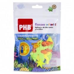 PHB Flosser Infantil, 16 Unidades