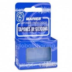 Prim Tapones de Silicona Maries, 6 Unidades