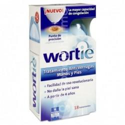 Wortie Tratamiento Antiverrugas, 50 ml
