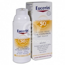Eucerin Oil Control Dry Touch FPS 50+, 50 ml