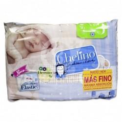 Chelino Fashion&Love. Talla 3, 4 - 10 kg