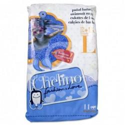 Chelino F&L Swimmers Talla L +15 kg, 11 Unidades
