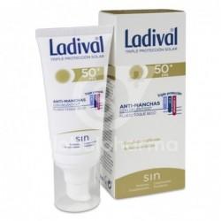Ladival Antimanchas Toque Seco SPF 50+, 50 ml