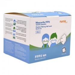 Mascarillas FFP2 infantil 20 unid CE1463
