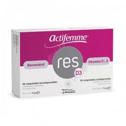 Actifemme ResD3 30 comp
