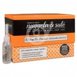 Nuggela & Sulé Anti-caída, 10 Ampollas